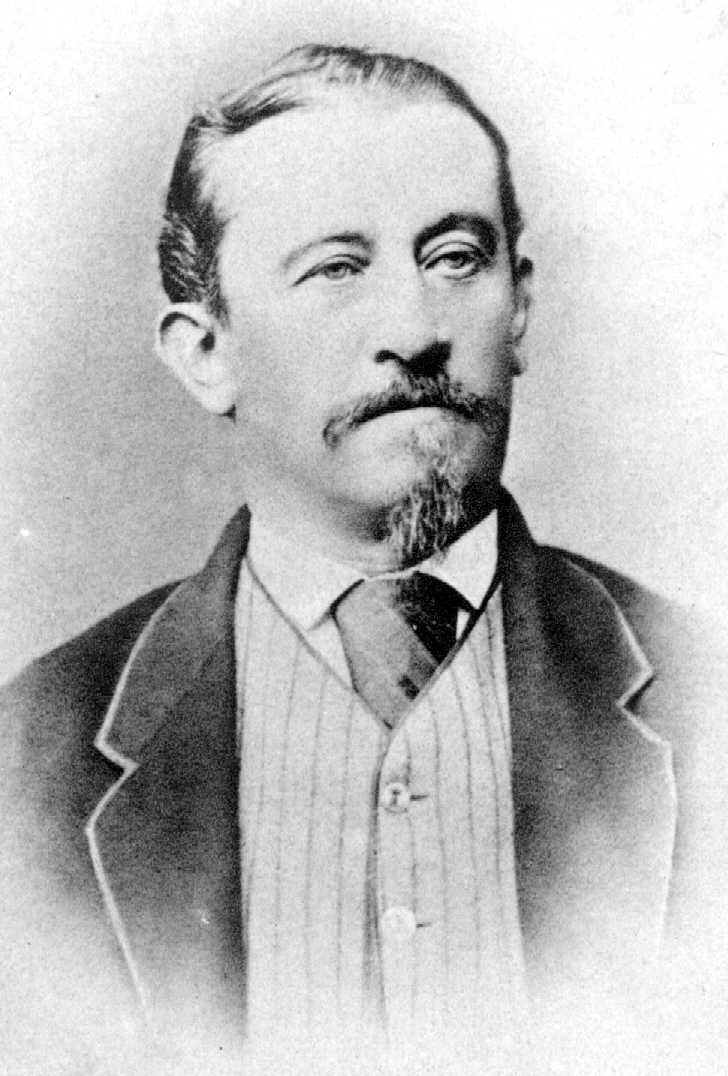 Fran Levstik. Foto: Wikimedia