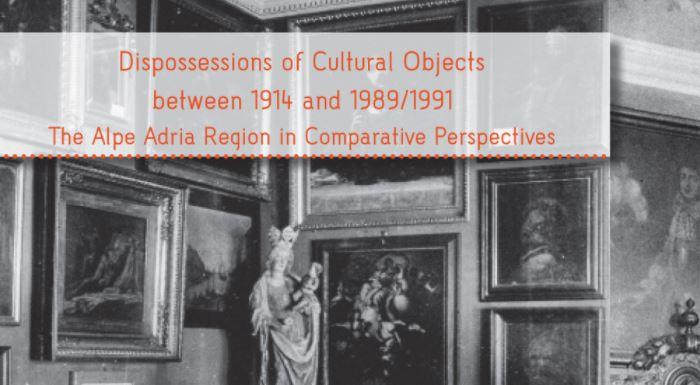Mednarodna konferenca: Transfer in zaplembe predmetov kulturne dediščine