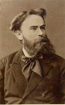 Josip Stritar. Foto: Wikimedia
