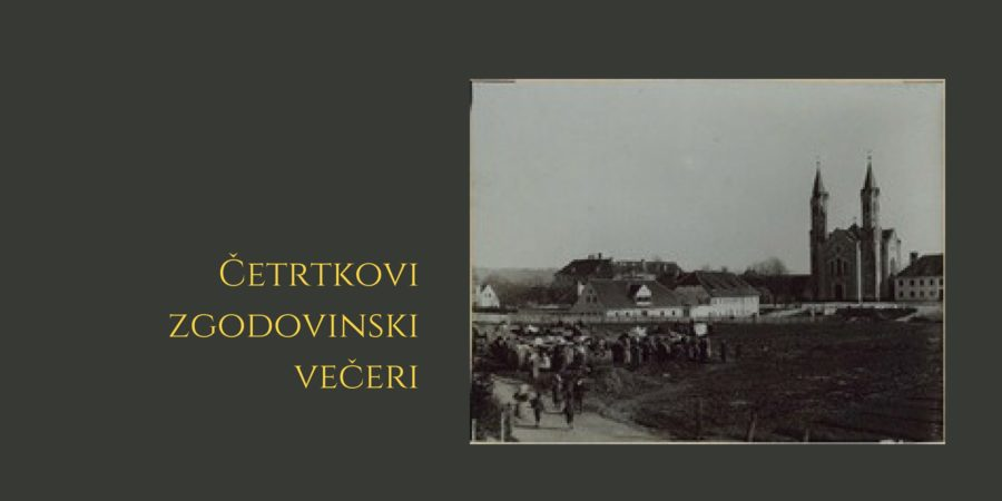 Pomoč prebivalcem Ljubljane po potresu leta 1895