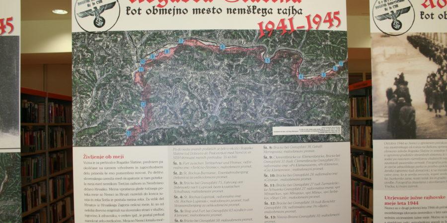 Rogaška Slatina kot obmejno mesto nemškega rajha 1941-1945