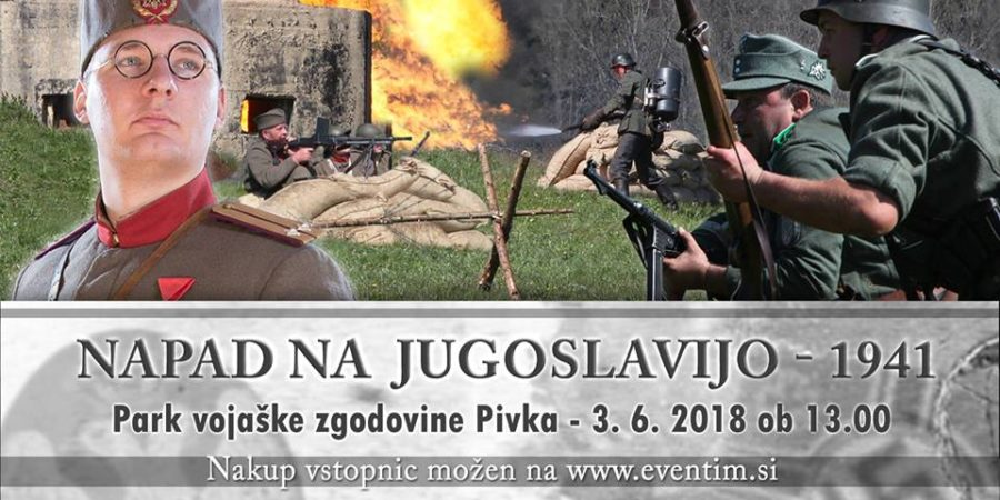 Napad na Jugoslavijo – 1941