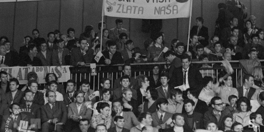 Jugoslavija postane svetovni prvak v košarki