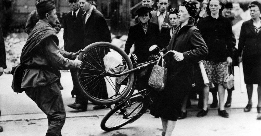 Posilstva v Nemčiji ob koncu druge svetovne vojne