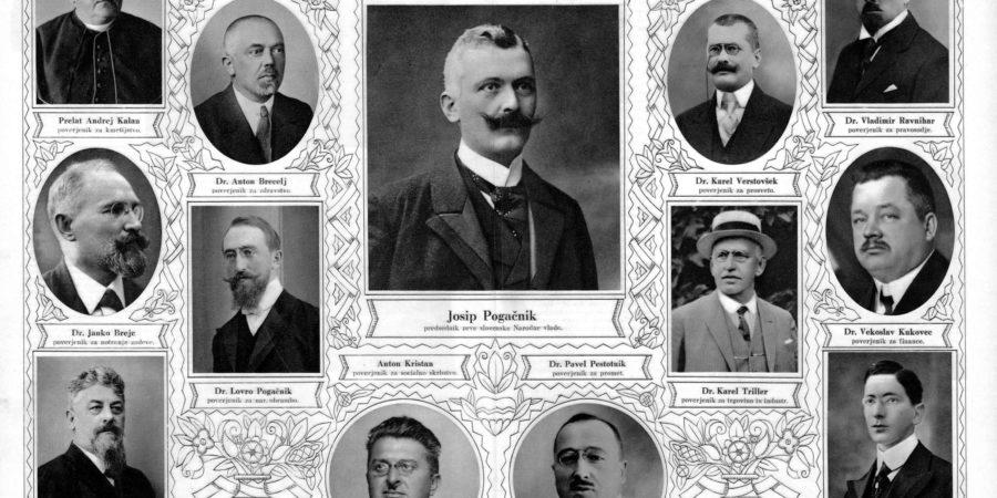 Pred stotimi leti smo dobili prvo slovensko vlado
