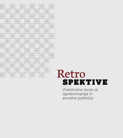 Izšla je prva številka revije Retrospektive – znanstvene revije za zgodovinopisje in sorodna področja