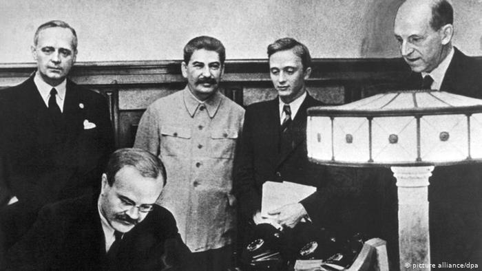 Pakt, ki je presenetil Evropo