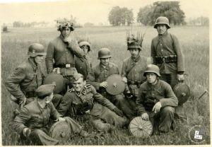 Delovanje Waffen – SS v Ljubljani