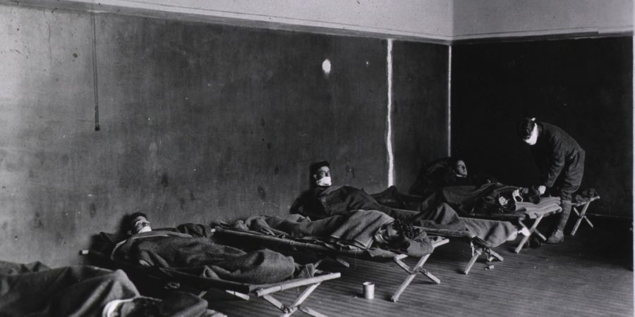 Pandemija španske gripe