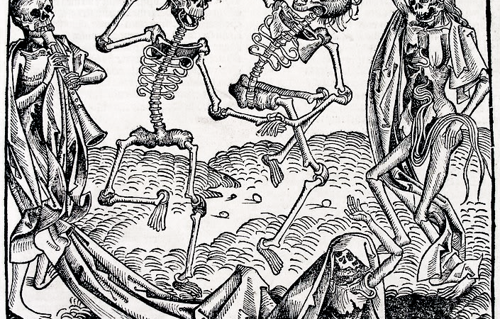 Cikel Katastrofični dogodki: Kuga v najstarejših obdobjih