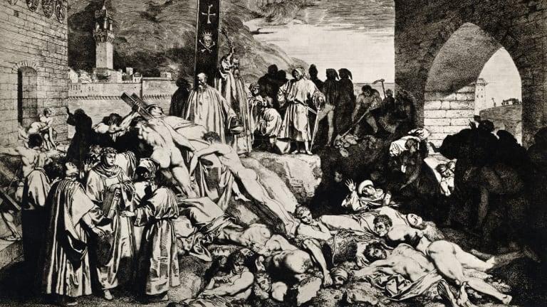 Cikel Katastrofični dogodki: Raziskovanje bubonske kuge (2.)