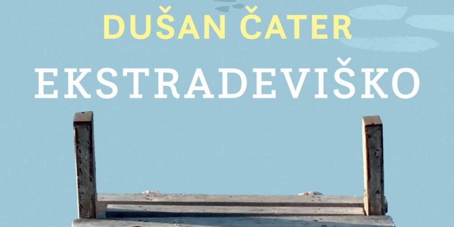Večer v muzejski kavarni: predstavitev knjige Dušana Čatra: Ekstradeviško