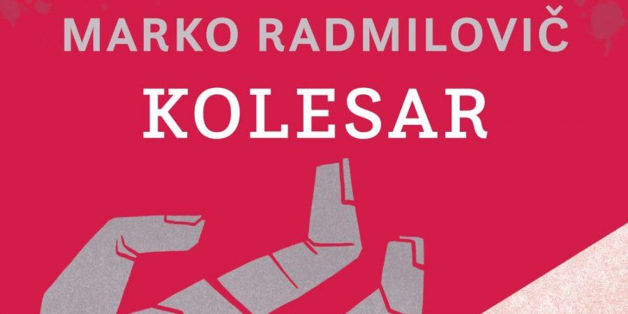Večer v muzejski kavarni: predstavitev knjige Marka Radmiloviča: Kolesar