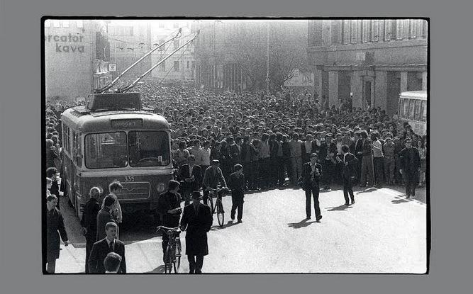 "Tone Stojko: ""Naša jeza je brezmejna"". Demonstracije 1968-2020"