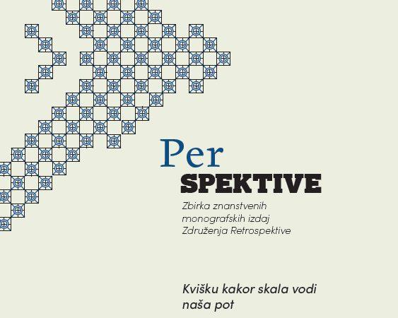 Prva izdaja zbirke Perspektive