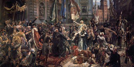 Ustava 3. maja (1791): prva moderna ustavna listina v Evropi